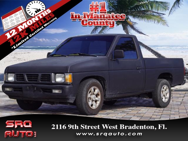 Pre Owned 1997 Nissan Truck Base