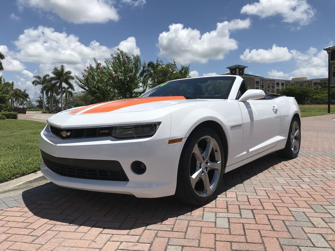 Certified Pre Owned 2014 Chevrolet Camaro LT