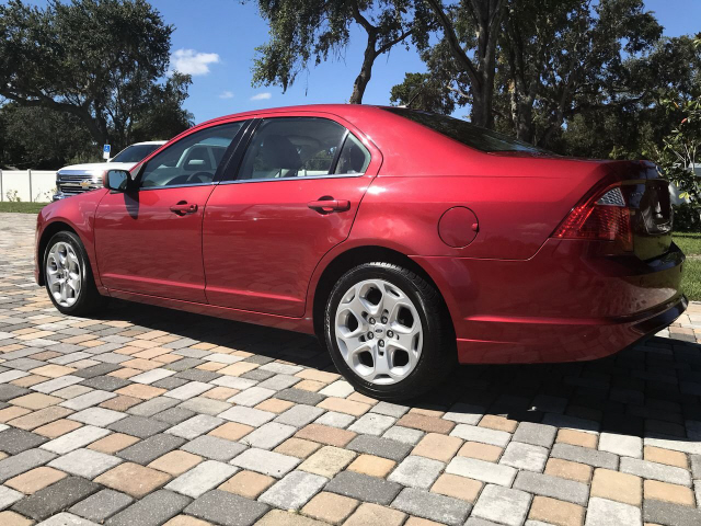 Certified Pre-Owned 2010 Ford Fusion SE