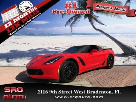 Certified Pre-Owned 2015 Chevrolet Corvette Z06