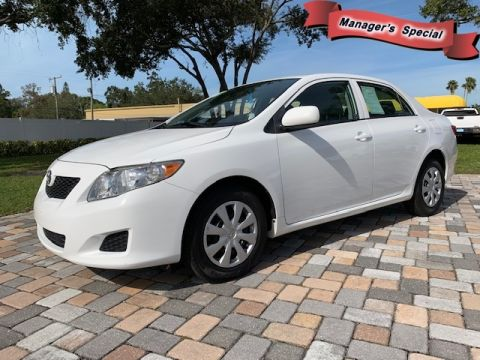 Certified Pre-Owned 2010 Toyota Corolla LE