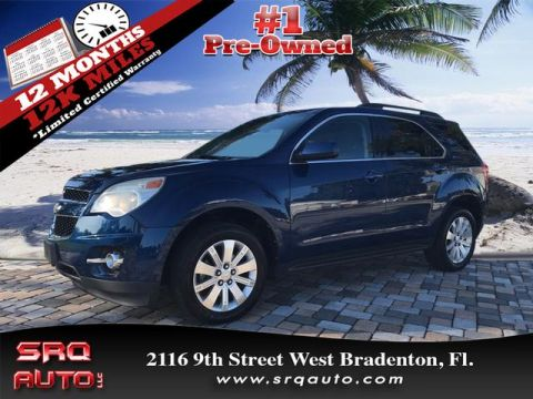 Certified Pre-Owned 2010 Chevrolet Equinox LT