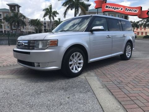 Certified Pre-Owned 2012 Ford Flex SEL