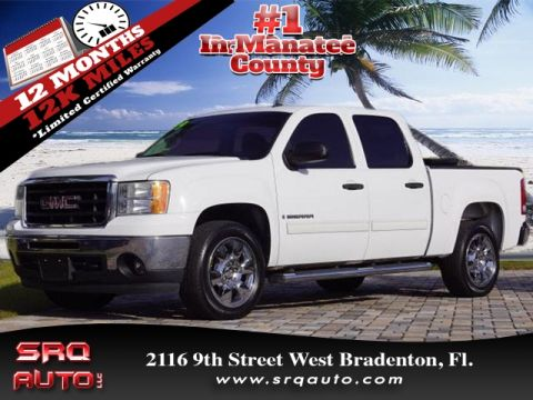 Certified Pre-Owned 2009 GMC Sierra 1500 SLE