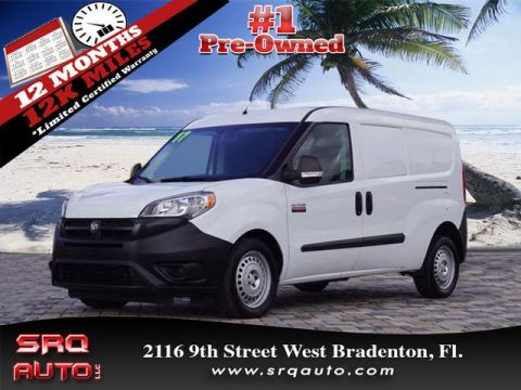 Pre-Owned 2017 RAM ProMaster City Cargo Tradesman